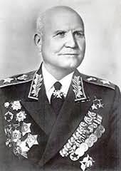 Ivan Stepanovich Konev.