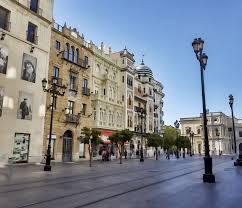 Séville en Espagne.