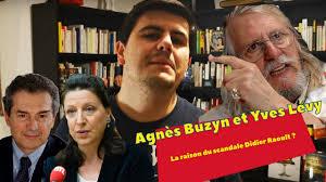 Yves Lévy et Agnès Buzyn .
