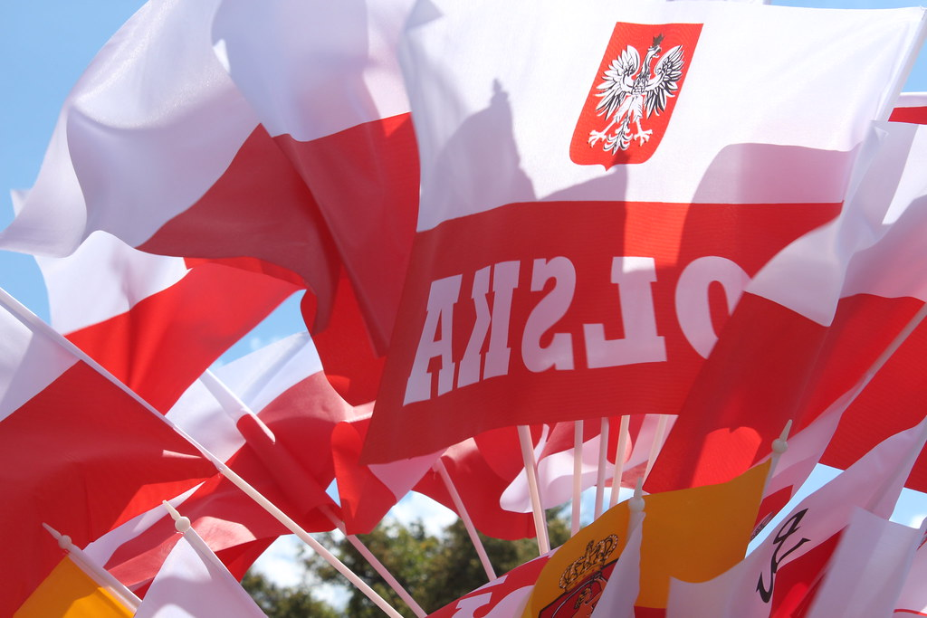 Drapeaux polonais