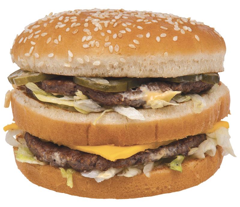 McDonald's BigMac.