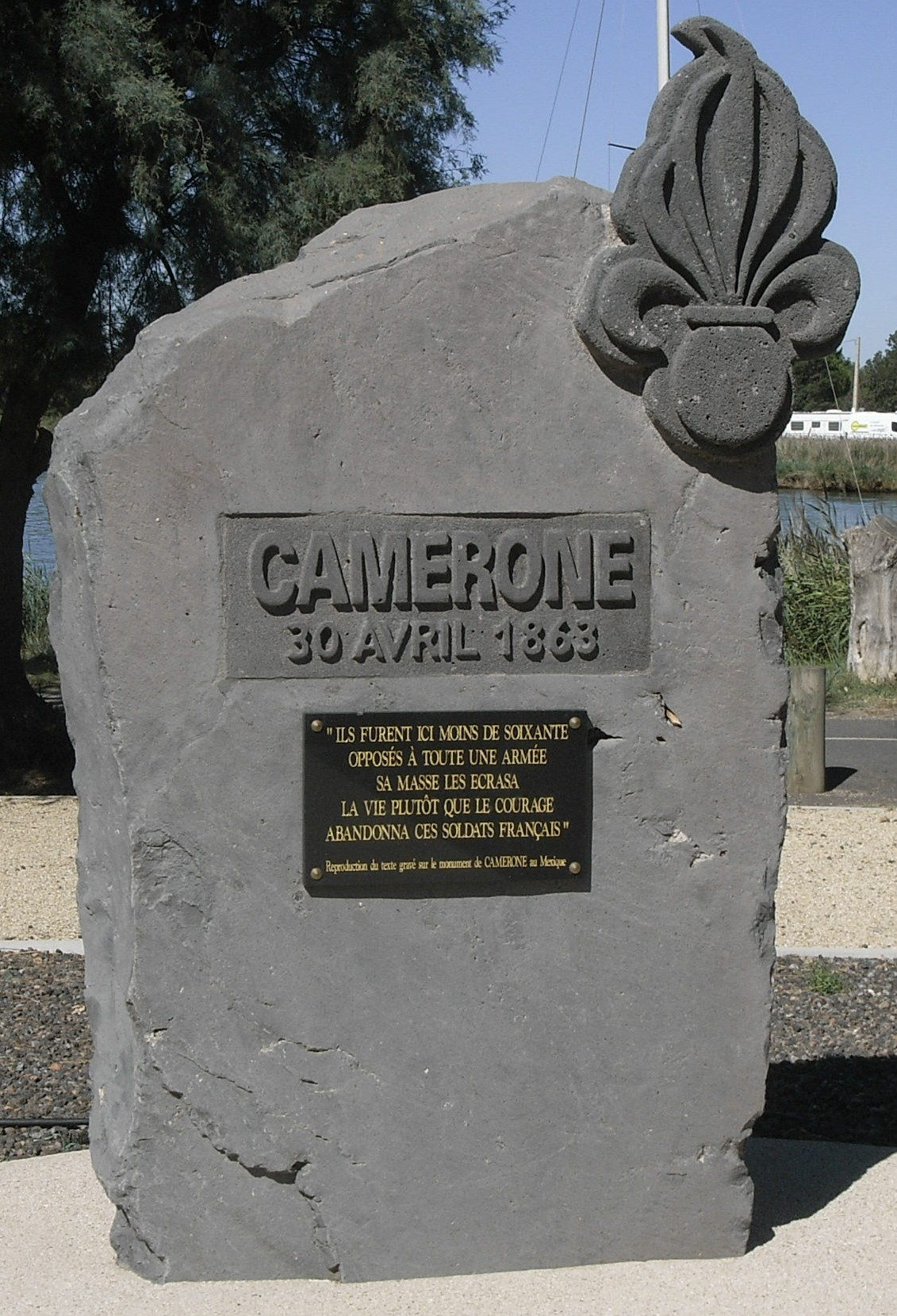 Monument Camerone