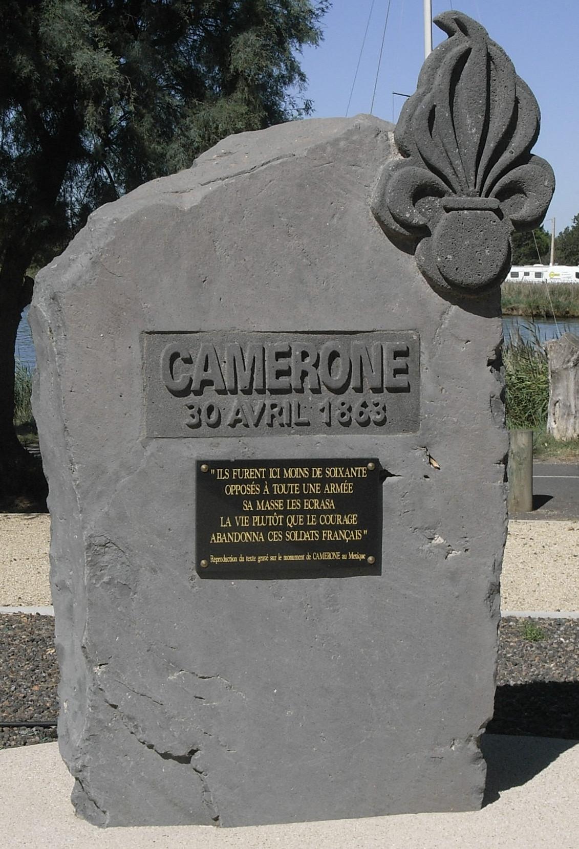 Monument Camerone