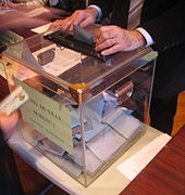 elections urnes