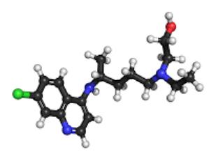 L'hydroxychloroquine.