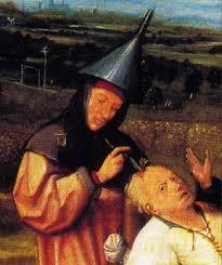Tableau de Jérôme Bosch.