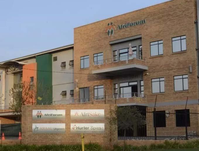 L'association Afriforum défend la culture afrikaner.