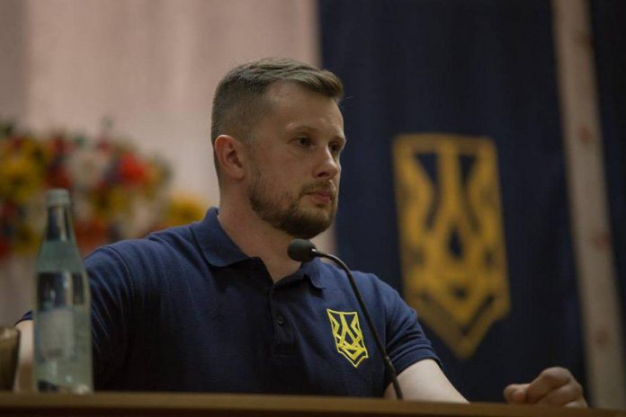 Andreï Biletski, l'ancien chef d'Azov,
