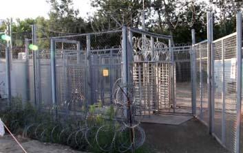 Hongrie camps de transit