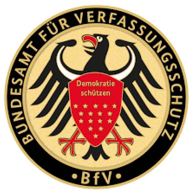 Office fédéral allemand de la protection de la constitution.